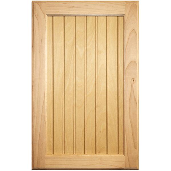 shaker beaded panel