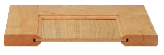 rasied-panel-frame-detail